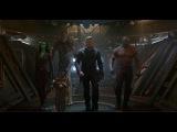 Стражи Галактики | Официальный Трейлер #2