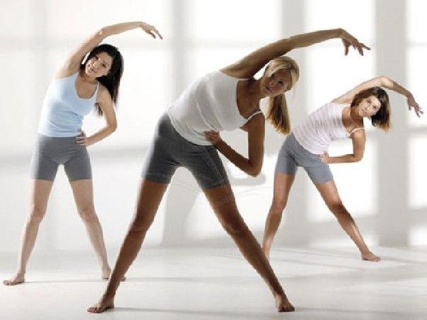 упражнения для утренней зарядки для похудения