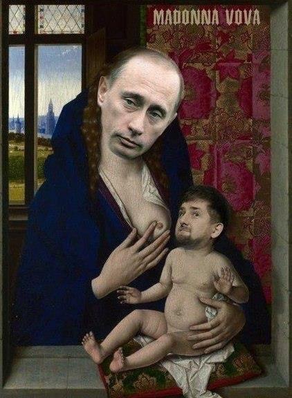 Ведущие издания Европы призвали руководство ЕС объединиться против Путина - Цензор.НЕТ 8320