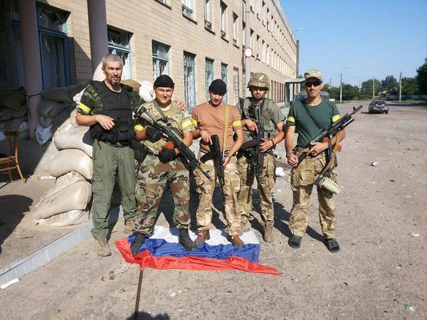 В Петербурге во время акции в поддержку Украины избили корреспондента «Эха Москвы» - Цензор.НЕТ 7363