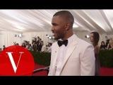 Frank Ocean - Met Gala  2014 - The Dresses of Charles James - Vogue