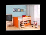 Детская кровать. Кровать-чердак Легенда 6 (Сказка 6)