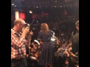 Reverse angle of tonight's #TVD #TheOriginals signing at #PaleyFest