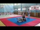 Enshin Karate Ukraine. Winter seminar 2015. Dan test