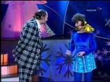 Хорошее настроение ***Елена Воробей и Юрий Гальцев хулиганят...***