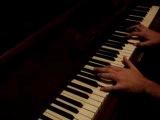 Despina Vandi - Stin avli tou paradisou on piano