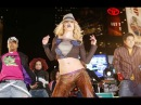 "Britney Spears - MTV's ""Spankin' New Music Week on TRL"" Times Square Performance"
