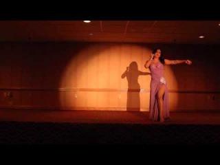 Roshana Nofret Oriental at the Cincinnati Belly Dance Convention