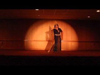 Roshana Nofret Persian at the Cincinnati Belly Dance Convention