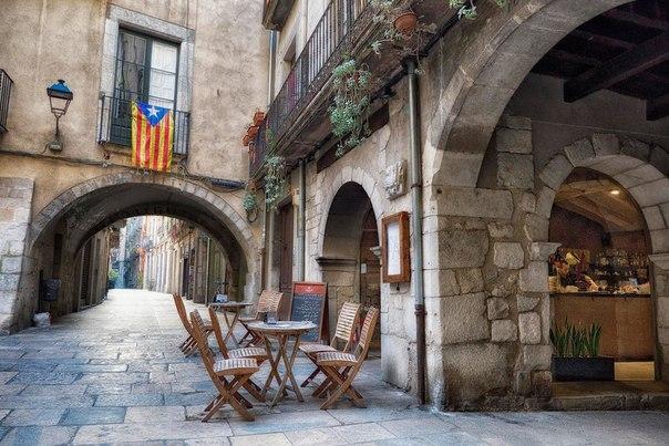 Испания замки и крепости провинции жироны