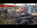 1) В ДТП в Юрье погибли два человека. Место происшествия 16.06.2014