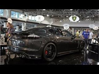 Крутые тюнинговые машины Porsche, Bmw, Bentley