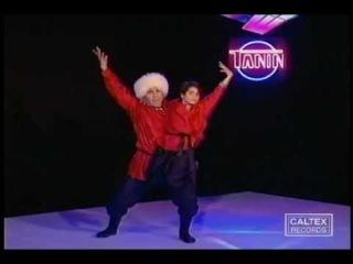 Iranian Turkmen Dance by Mohammad Khordadian