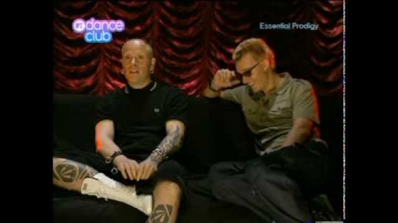 2002 - MTV Weekend Essential The Prodigy (Rus)