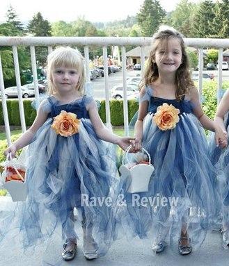 Платье для маленькой принцессы (7 фото) - картинка