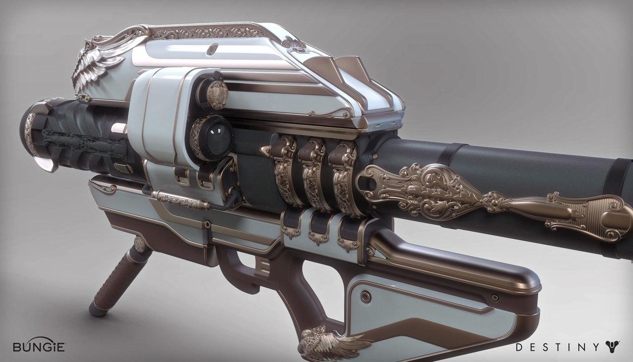 Destiny top ten weapons.