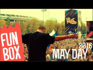 FUNBOX REPORT | HIP HOP MAY DAY 2016 Свежачок