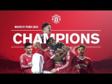 THE TITLE IS OURS!!! - Manchester United 3-2 Tottenham U21 Highlights