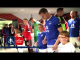 Everton 1-2 Manchester United - Tunnelcam (201516 Emirates FA Cup Semi-Final) | Inside Access