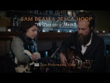 Sam Beam and Jesca Hoop - We Two are a Moon LIVE PERFORMANCE VIDEO