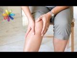 Отеки ног в жару! Лёгкие упражнения по фитнесу – Все буде добре. Выпуск 835 от 29.06.16