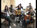 Young Band - Воины света (Ляпис Трубецкой) уроки гитары в Киеве