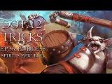 Dota 2 Tricks - Brewmaster Endless Spirits Epic Bug