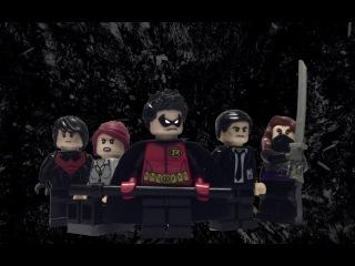 Lego Batman:Gotham episode 1|Лего Бэтмен:Готэм серия 1