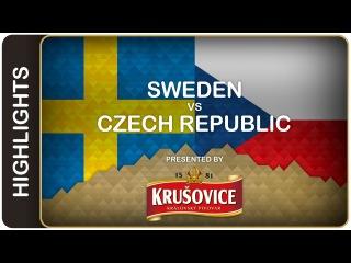 ЧМ-2016: Швеция – Чехия – 2:4 (2:0, 0:3, 0:1)