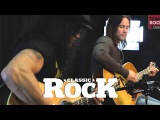 Slash &amp Myles Kennedy - 'Back From Cali' - Unplugged  Classic Rock Magazine