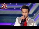 Песня за жизнь - Влад Ульянич - Х-фактор 5 - Второй прямой эфир - 15.11.2014