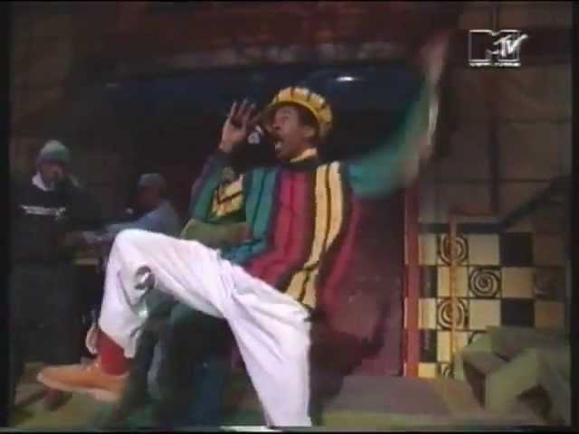 (Busta Rhymes) Leaders Of The New School - The International Zone Coaster (live 1992)