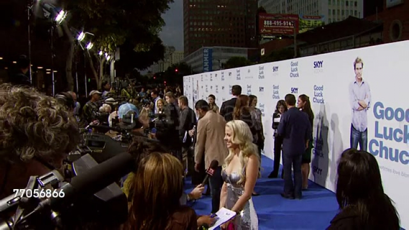 Good Luck Chuck Los Angeles Premiere (19 сентября 2007 год)