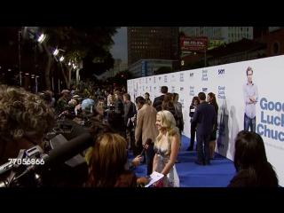 Good Luck Chuck Los Angeles Premiere (19 сентября 2007 год)