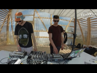 TET & SWEET SO WEED - Live @ DVYZH  ROOF  [PLAY TV] 19.06.2016