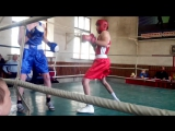Калман Жадан 1 место бокс