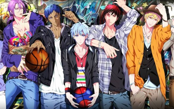 Баскетбол Куроку 2 Сезон 1 Серия