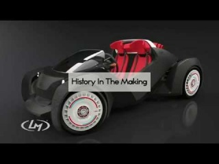 Первый в мире 3D-автомобиль Strati