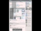 Как установить Vk Dev на iPad в стиле iOS 7 .Новый Vk в стиле iOS 7.