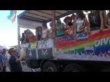 Gay Pride Roma 2014 - Lesbiche e Libera Rugby Club