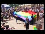 Gay pride Bordeaux 2014