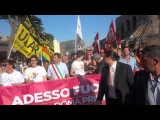 Gay Pride Roma 2014 Marino e Vendola in Testa allla Parata