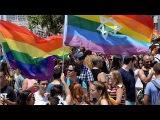 Tel Aviv Gay Pride Parade 2014