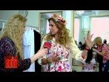 Интервью Кристины Колгановой на показе Ksenia Knyazeva Summer 2014