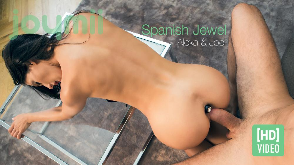 JoyMii Alexa Spanish Jewel
