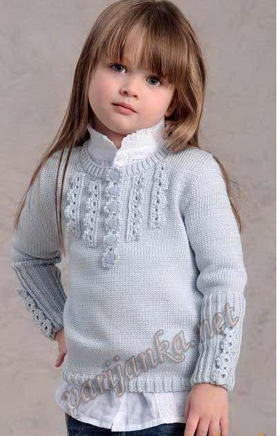Детские джемпера для девочек