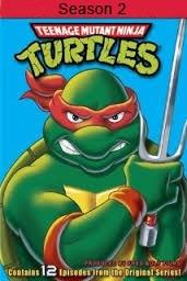 Teenage Mutant Ninja Turtles  S02E02 (1987)