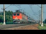 ЧС6-017 с поездом №34 Москва - Таллин, ст. Дорошиха