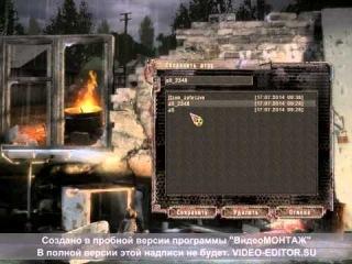 видео про сталкер с телепортом в сталкер Тени Чернобыля.