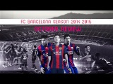 FC Barcelona - October Review 2014/2015